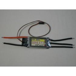 Regulátor  Power HD 50A / SBEC 4A