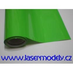 Fólie reflexní zelená