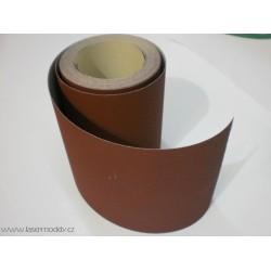 Brusný papír- role š.150