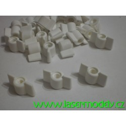 Polyamidový šroub M5x30