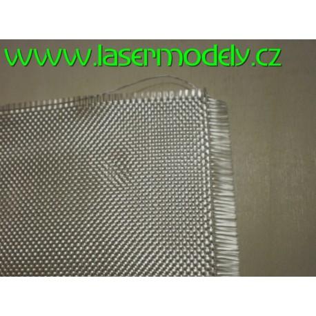 Skelná tkanina 110g/m² -plátno
