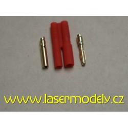 HXT  2 mm konektor (pár)
