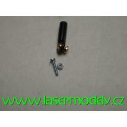 Kulový čep M2 - krátký