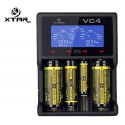 Nabíječka XTAR VC4 - Ni-Mh/Li-ion