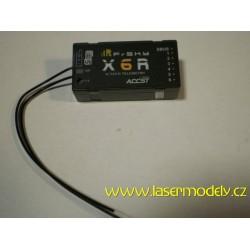 FrSky X6R-SB 6-16CH ACCST 2,4GHz telemetrický přijímač