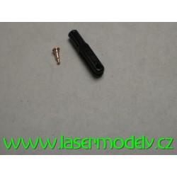 Vidlička plastová mini